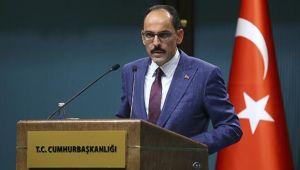 Cumhurbaşkanlığı Sözcüsü Kalın: 'S-400 günler içerisinde Türkiye'ye gelecek'