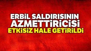 Erbil saldırısının azmettiricisi Erdoğan Ünal