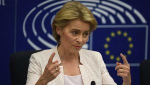 Ursula Von Der Leyen Avrupa Komisyonu'nun yeni başkanı oldu