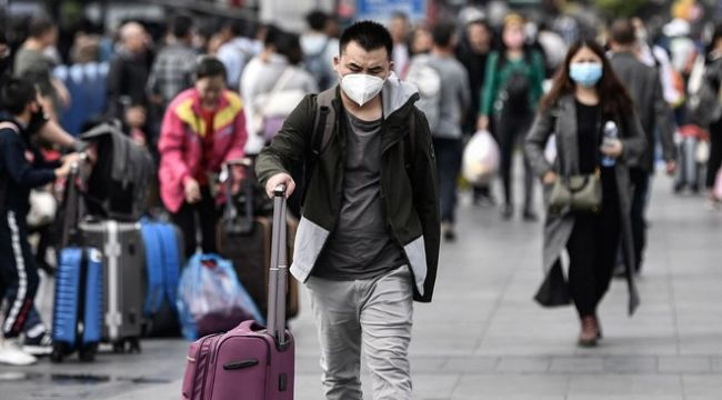 Çin'in Wuhan kentindeki Türk vatandaşlarına corona virüsü tahliyesi