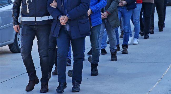 İzmir, Balıkesir ve Konya'da FETÖ operasyonları