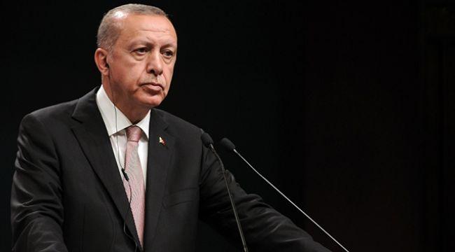 Cumhurbaşkanı Erdoğan'dan Haydar Baş için başsağlığı mesajı