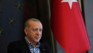Cumhurbaşkanı Erdoğan'dan pandemi hastanesi paylaşımı
