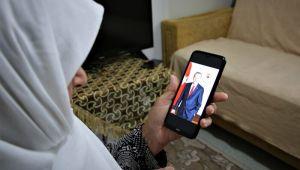 Cumhurbaşkanı Erdoğan'ın aradığını görünce şaşırdı: Kızım rüyasında görmüştü