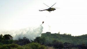 Orman yangını tespiti için İHA'lar kullanılacak