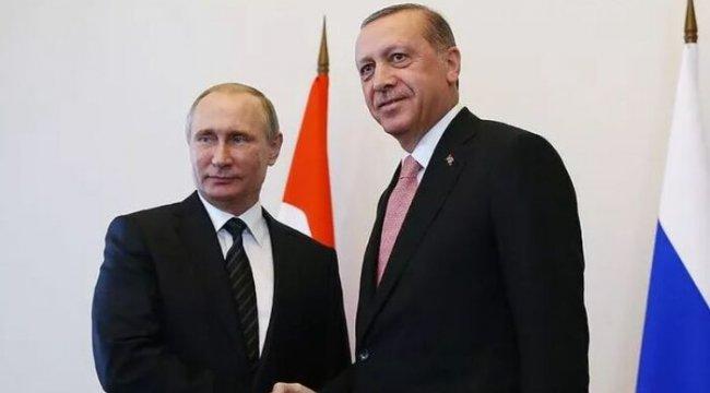 Kremlin: Putin ve Erdoğan'ın yapıcı tutumu, uyumlu çözümlerin bulunmasına izin veriyor