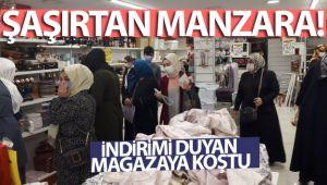 Zeytinburnu'nda zabıta ekibini şaşırtan manzara