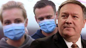 Pompeo'dan Navalnıy'ın gözaltına alınmasına sert tepki!