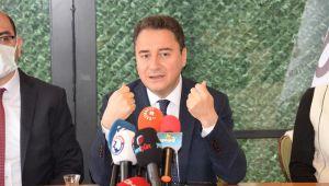 Ali Babacan: Abdullah Gül'ün partimize açık desteği oldu