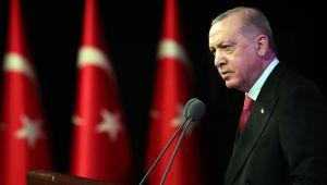 Cumhurbaşkanı Erdoğan'dan 'Suriye' açıklaması