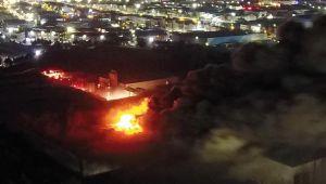 Fabrikada yangın: 2 işçi öldü
