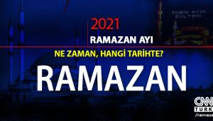 Ramazan Bayramı ne zaman, hangi gün? Diyanet, 2021 Ramazan ayı başlangıcı hangi tarihte?