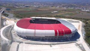 Yeni stadına kavuşan Atakaş Hatayspor, ilk maç için gün sayıyor