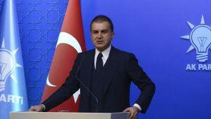 AK Parti Sözcüsü Çelik'ten İtalya Başbakanı Draghi'nin Cumhurbaşkanı Erdoğan ile ilgili sözlerine tepki