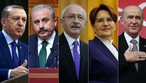 Liderlerin Kurban Bayramı programı belli oldu! Cumhurbaşkanı Erdoğan, Kıbrıs'ta olacak