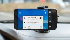 Android Auto tarih oluyor