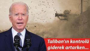 Biden'dan Afganistan kararına ilişkin dikkat çeken açıklama