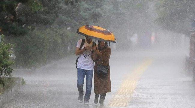 16 Eylül Perşembe hava durumu! Meteoroloji'den çok sayıda il için kuvvetli yağış uyarısı
