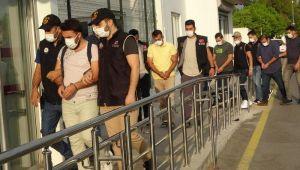 Adana'da FETÖ/PDY operasyonu! 8 kişi gözaltında