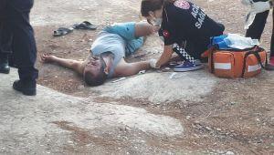 Piknik alanında silahlı saldırı! Bacağından vurup kaçtılar